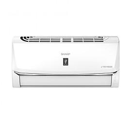 Máy lạnh Sharp Inverter 1.5 HP AH-XP13WHW - Hàng Chính Hãng