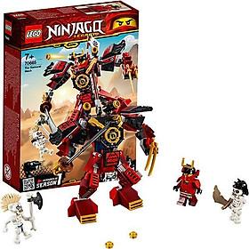 Đồ Chơi Xếp Hình LEGO Chiến Giáp Samurai 70665