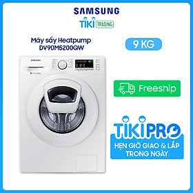 Máy Sấy Samsung 9 Kg DV90M5200QW/SV - Chỉ Giao Hà Nội