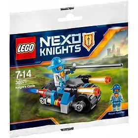 Lego Nexo Knights 30371 - Xe Chiến Đấu Hiệp Sĩ