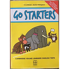 Go Starters - Cambridge YLE Test (with CD)
