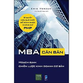 MBA Căn Bản Tập 1