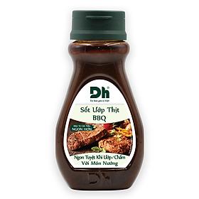 Sốt Ướp Thịt BBQ 200gr Dh Foods