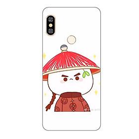 Ốp Lưng Dẻo Diên Hy Công Lược Cho Điện Thoại Xiaomi Redmi Note 5 - Phú Sát Phó Hằng