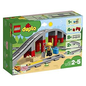 Lego Duplo Cầu Đường Sắt Của Bé