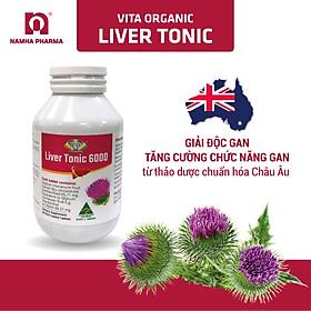 Bổ gan Vita Organic Liver Tonic 6000