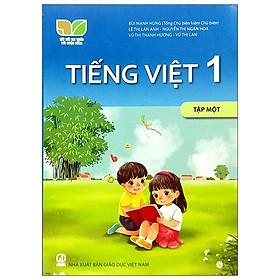 Tiếng Việt 1 - Tập 1 (Bộ Sách Kết Nối Tri Thức Với Cuộc Sống)
