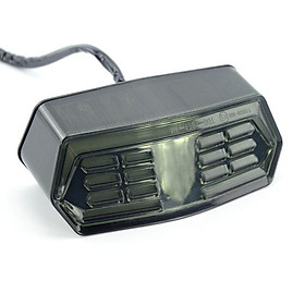 Motorcycle LED Brake Tail Light Integrated Turn Signal for Honda Grom MSX 125 Specification:Turn Signal Light