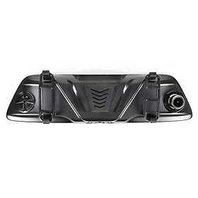 """Weigav T70S 4G Network Mirror Car Camcorder With 7"""" IPS Touch Display Screen"""