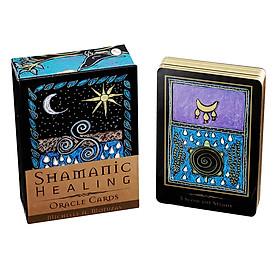 Bộ Tarot Shamanic Healing Oracle Cards Bài Bói New