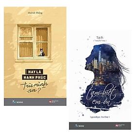 [Download Sách] Combo 2 Cuốn Sách Văn Học Hay: Hay Là Hạnh Phúc Trừ Mình Ra + Tạm Biệt Em Ổn!- Goodbye I'm Fine! (Tái Bản) / Top Những Cuốn Sách Được Nhiều Độc Giả Yêu Thích Nhất (Tặng Kèm Bookmark Happy Life)