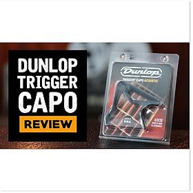 CAPO Đàn Guitar Dunlop Trigger Curved 83CB