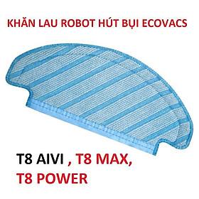 Khăn lau robot hút bụi lau nhà T8 AIVI, T8 MAX, T8 POWER