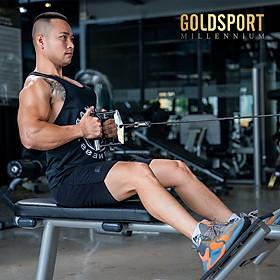 [HCM] GoldSport - 12 tháng tập Gym + GroupX không giới hạn tặng 2 session PT + Inbody