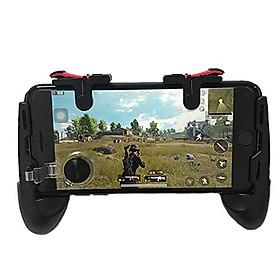 COMBO PUBG 3 trong 1 bộ tay cầm chơi game và bộ 2 nút controller chơi game pubg D9