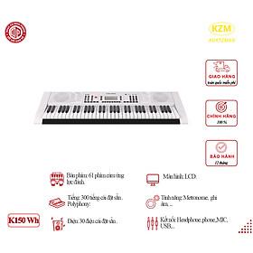 Đàn Organ Kzm Kurtzman K150 - Màu trắng - Hàng chính hãng