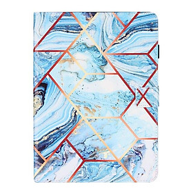 Bao Da Hoạ Tiết Đá Hoa Cương Sang Trọng Cho Samsung Galaxy Tab S6 Lite Sm-P610 P615 Samsung Tab S6 Lite 10.4 Inch