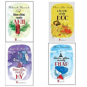 [Download sách] Combo Sách Làm Dâu Các Nước: Anh, Đức, Mỹ, Pháp