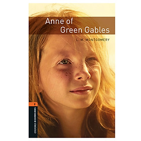 Oxford Bookworms Library (3 Ed.) 2: Anne of Green Gables