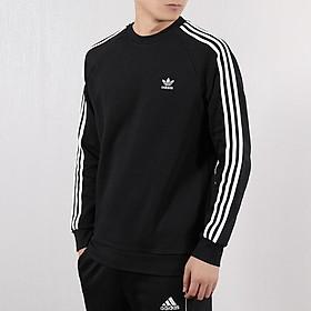 Áo Thể Thao Nam Dài Tay Adidas Đen DV1555 (size S)