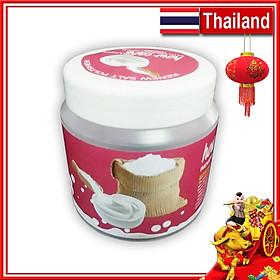 Muối Tắm Trắng Da Collagen - Làm Sạch Tế Bào Chết - Ngừa Mụn Lưng - Viêm Nang Lông - Mờ Thâm Nám Tàn Nhang - Sữa Chua Howcare Thái Lan  700g