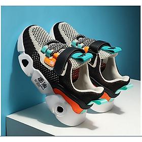 Giày sneaker bé trai cao cấp_QN217M