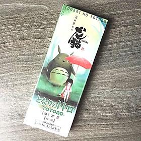 Hộp 32 Bookmark Đánh Dấu Sách Anime Totoro