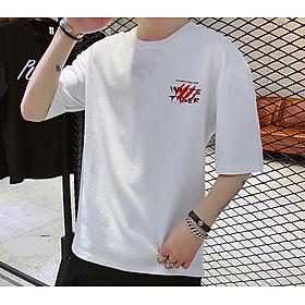 Áo thun nam unisex  phông rộng họa tiết siêu hot (UX-48)