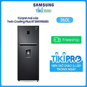 Tủ Lạnh Inverter Samsung Rt35k5982s8/Sv (360l) - Hàng Chính Hãng