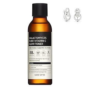 Nước Hoa Hồng Làm Sáng Da Vitamin C Some By Mi Galactomyces Pure Vitamin C Glow Toner (200ml) - Tặng Kèm 1 Đôi Bông Tai Ngẫu Nhiên