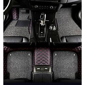 Thảm lót sàn dành cho ô tô Toyota Land Cruiser