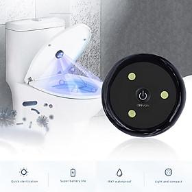 Ultraviolet Handheld Sterilizing Lamp Household Toilet Disinfection Lamp USB Charge Cabinet Sterilizer