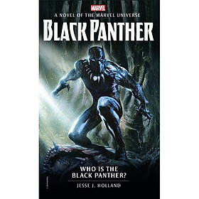 Marvel novels - Who is the Black Panther?