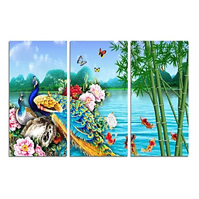 Tranh Linh Vật Phong Thủy - CPRDB025