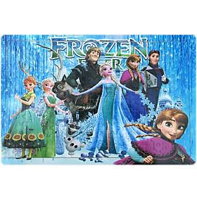 Tranh ghép gỗ 200 mảnh - Công chúa Elsa