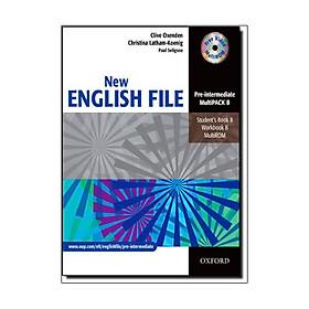 New English File Pre-Intermediate MultiPACK B