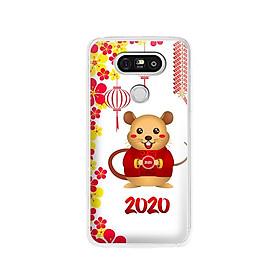 Ốp lưng dẻo cho điện thoại LG G5 - 01163 7946 HPNY2020 06 - Xuân Canh Tý 2020 - Hàng Chính Hãng