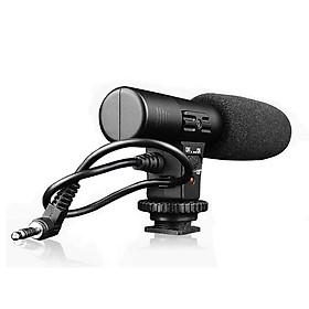 Micrô Ghi Video Kỹ Thuật Số Cho Máy Ảnh D-SLR Máy Ảnh Nikon / Canon Camera / DV (3.5mm)