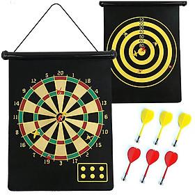 Bảng phi tiêu trò chơi nam châm 15 inch NC15 cao cấp