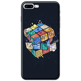 Ốp Lưng iPhone 7 Plus/ 8 Plus Rubik