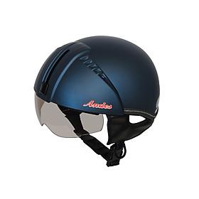 Mũ Bảo Hiểm Nửa Đầu Có Kính Andes 3S181 Lót Tháo Rời