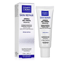 Kem Phục Hồi & Chống Nắng Sau Thẩm Mỹ - MartiDerm Skin Repair Arnika Gel Cream FPS 30 (50ml)