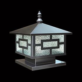 Đèn trụ cổng đèn trụ hàng rào phi 250 HANBACH