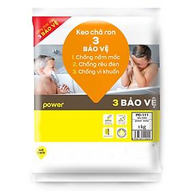 Keo chà ron/ chít mạch weber.color power  3 BẢO VỆ: Chống nấm mốc, rêu đen và vi khuẩn chuyên dùng cho khu vực ẩm ướt