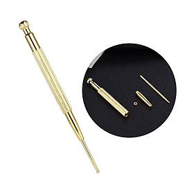 Bút bấm huyệt CkeyiN massage tai bằng đồng tiện dụng