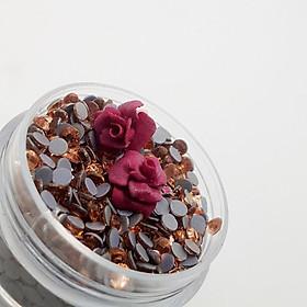 Hoa bột vẽ nổi fatasy sản phẩm trang trí móng.HN026-1