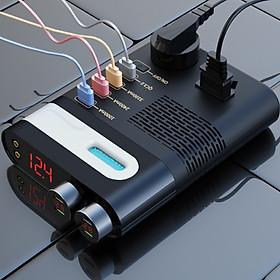 Bộ kích nguồn điện Adapter ô tô 12V,24V lên 220V