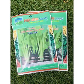 Bộ 02 gói hạt cải ngọt cao sản Phú Nông loại 50gram