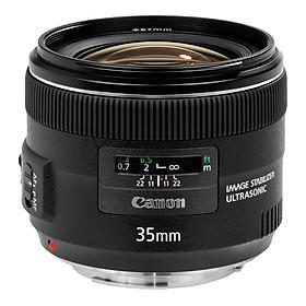 Lens Canon EF 35mm f/2 IS USM - Hàng Chính Hãng