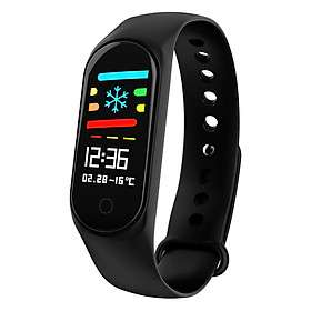 Smart Sports Bracelet Smart Watch Step Calories Distance Heart Rate Blood Pressure Blood Oxygen Sleeping Monitor Sports Mode Messa